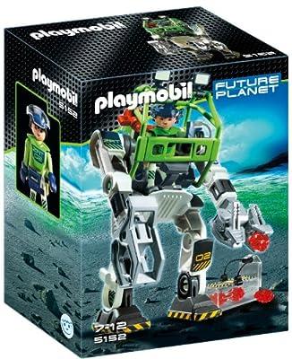 Space E-Rangers Robot de Playmobil (626709)