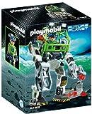 PLAYMOBIL Future Planet - E-Rangers Collectobot, Espacio E-Rangers Robot, Multicolor, 15 x 10 x 20 cm, (626709)