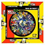 Susan Prescot Games Ltd The Simpsons CC148 Glow in the Dark Trick or Treat Jigsaw Puzzle (500 Pieces)