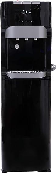 Midea Bottom Loading Water Dispenser, Black, 18 kg, YL1633S