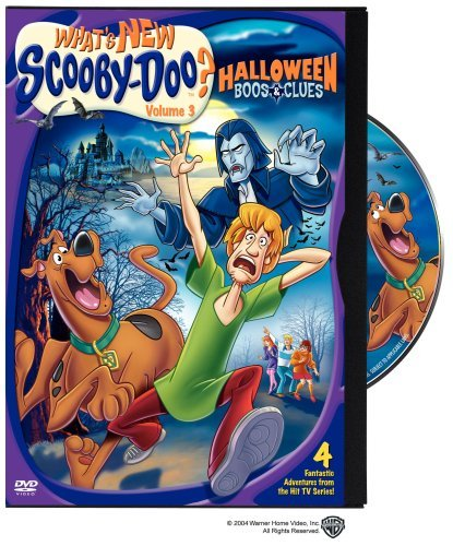What's New Scooby-Doo, Vol. 3 - Halloween Boos - Halloween Dvds