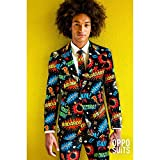 Costume Mr. Comics homme Opposuits M (50)