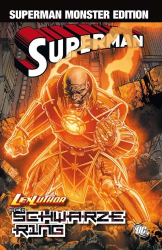Superman Monster Edition #6 - Blackest Night: Epilog (2012, Panini)