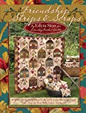 Friendship Strips & Scraps: 18 Beautiful Quilting Projects, Strips & Scraps Exchange Ideas, Easy, Step-By-Step Strip Panels Technique