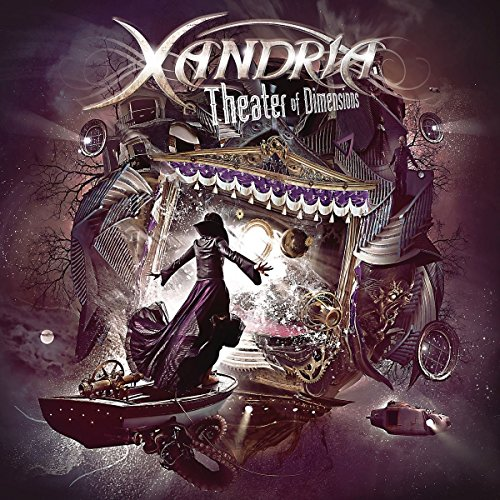 Xandria: Theater of Dimensions (2cd Mediabook) (Audio CD)