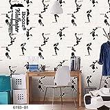 Loaest Qualität tun Sie es einfach 3D Stereo weiße Steine Tapeten Rollen Basketball Wallpaper für Kinder Zimmer 3D Wall Paper Home Decor