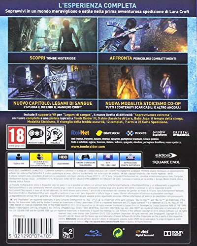 Zoom IMG-1 rise of the tomb raider