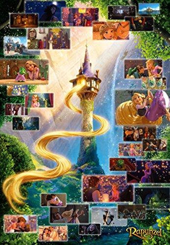 Tenyo (dg2000-616 Disney Rapunzel Szene Collection Puzzle (2000Teile)