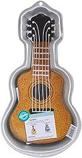 Wilton Backform Gitarre, Stahl, Grau, 4.74 x 15.9512 x 44.57 cm, 1 Einheiten