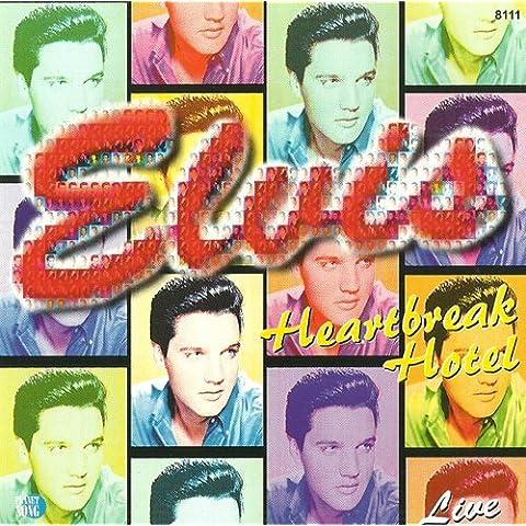 Elvis On Stage (Re-Mastered) incl. Backstage Dressing Room Interview (CD Album Elvis Presley, 16 Tracks)