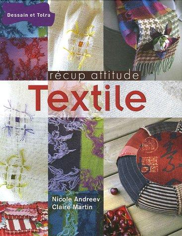 Textile par Nicole Andreev, Claire Martin