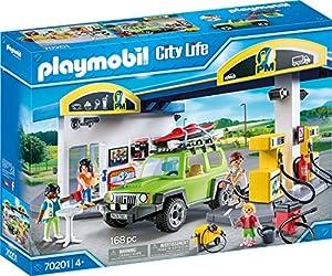 Playmobil City Life 70201 Set de Juguetes - Sets de Juguetes (Acción / Aventura, 4 año(s), Niño/niña, Interior,, Gente)