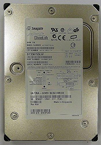 36GB HDD Cheetah ST336753LW Ultra SCSI U320 ID8160 -