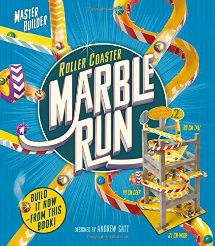 Master Builder - Roller Coaster Marble Run