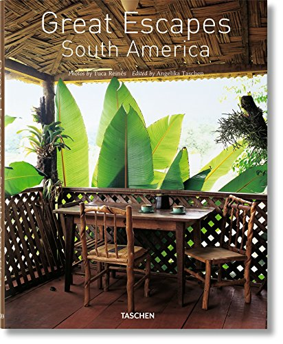 Great Escapes. South America - Updated Edition (Jumbo) por Vv.Aa.