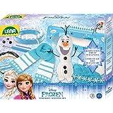 Lena 42005 - Strickset 2-en-1 Frozen, turquesa
