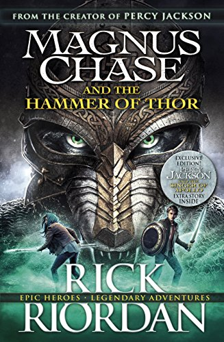 Magnus Chase 02 and the Hammer of Thor par Rick Riordan