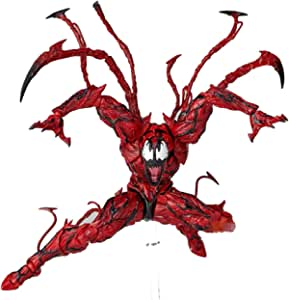 The Amazing Spider Man Cletus Kasady Movable Joint Movie Model Toy Display Doll