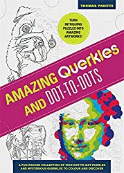 Amazing Puzzles Querkles and dot-to-dot: A fun packed collection of 1000 dot-to-dot puzzles and mysterious Querkles