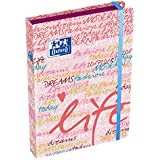 Oxford Lollie Agenda Scolaire Journalier 2017-2018 1 jour par page 352 pages 12 x 18 cm Life