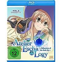Atelier Escha & Logy - Alchemists of the dusk sky - Volume 2/Episode 05-08
