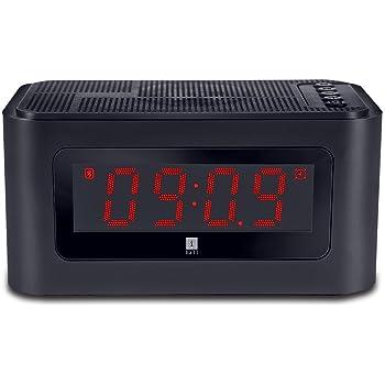 548c3266175 iBall Sound Clock Bluetooth Portable Speaker with Digital Clock and Alarm