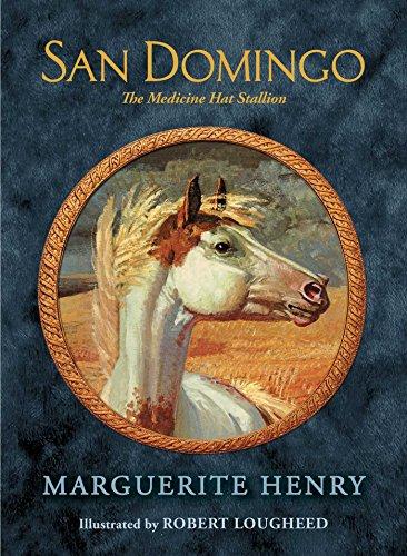 San Domingo: The Medicine Hat Stallion (English Edition) (Hats Express Western)