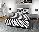 Zeitlos Bettwäsche Bettbezug aus Baumwolle, 240x 220cm