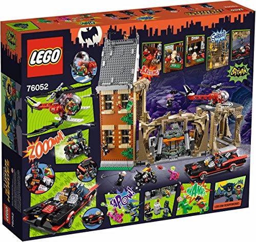 LEGO Super Heroes 76052 - Batman Classic Batcaverna