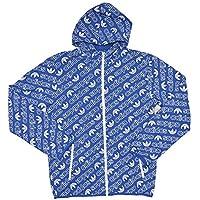 new styles e838e 25737 Adidas AOP Windbre - Chaqueta Cortavientos para Hombre, para Todo el año,  XXL,