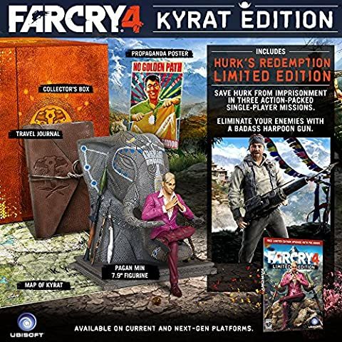 Far Cry 4 - Collectors Edition[import anglais]