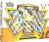 Pokemon 25886 - PKM rote und blaue Kollektion Pikachu-EX Box, deutsch