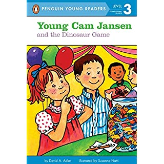Young Cam Jansen and the Dinosaur Game (Penguin Young Readers, L3)