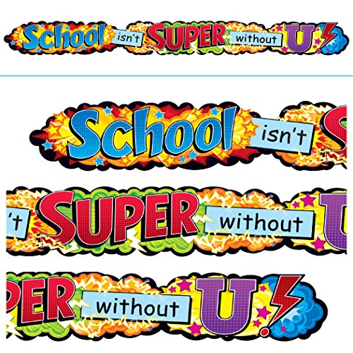 School Isnt Super Without U Banner