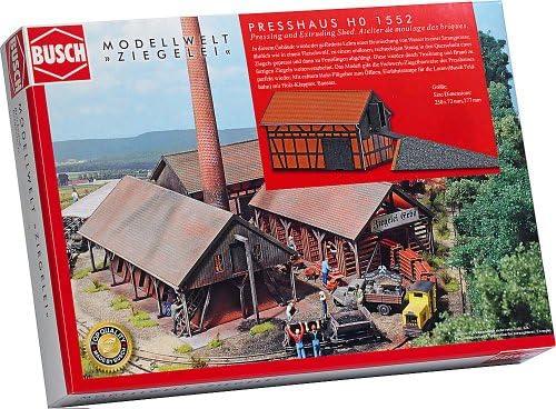 Busch Busch Busch EnvironneHommes t - BUE1552 - Modélisme Ferroviaire - Atelier de Moulage des Briques 20b14f