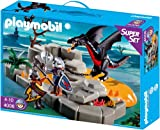 PLAYMOBIL 4006 - SuperSet Drachenfels