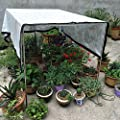 Byjia Wärme Reflektierende Aluminet Shade Segel Panel Cover, Für Garten Terrasse von 80089 auf Gartenmöbel von Du und Dein Garten