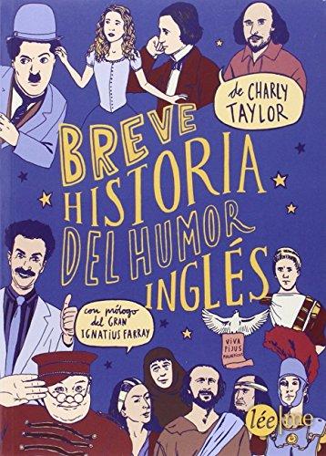 Breve Historia Del Humor Ingles (Bolsillo) por Christopher Charles Taylor epub