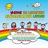 Meine 20 Liebsten Kindergarten Lieder Vol.2