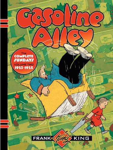 Gasoline Alley: The Complete Sundays Volume 2 1923-1925: The Complete Sundays