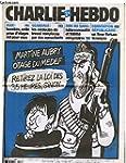 CHARLIE HEBDO N�637 - MARTINE AUBRY O...