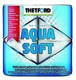Thetford Aqua Soft papel higiénico, paquete de