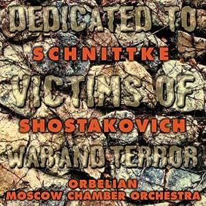 Shostakovich - Chamber Symphony; Schnittke - Concerto for Piano & Strings
