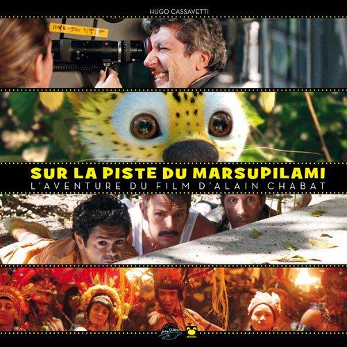 Making of : Sur la piste du Marsupilami, l'aventure du film d'Alain Chabat