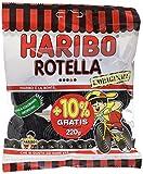 Haribo, Caramelle Rotella Liq, 200 gr