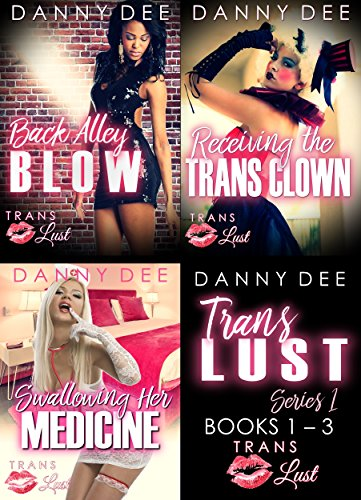Book cover image for Trans Lust Series 1: Books 1-3