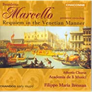 Marcello: Requiem in the Venetian Style