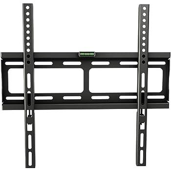Fernseher Halterung Wand neigbar Flach für 32-85 Zoll LED LCD 3D TV VESA 800×400