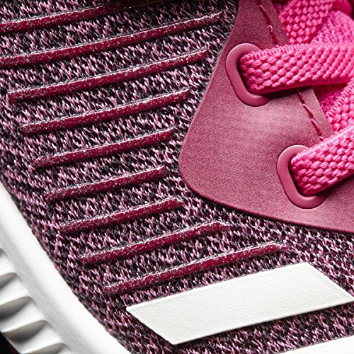 adidas  Fortarun Cf K, chaussure de sport Unisexe - enfant Rouge