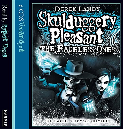 The Faceless Ones (Skulduggery Pleasant) (Spin Chiller)